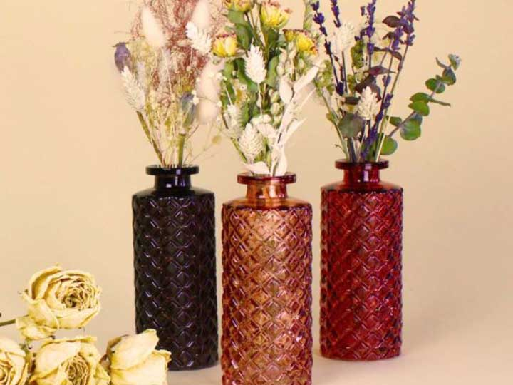 Bauen Sie Ihr Eigentum mit trockenen Blumen? Dies sind die Optionen