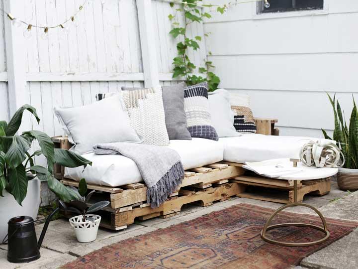Dies sind die schönsten Gartenmöbel aus Palettenholz